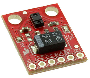 Image of SparkFun APDS-9960 evaluation board