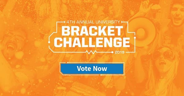 Image of 4th Annual University Bracket Challenge is on! #MarchMadness